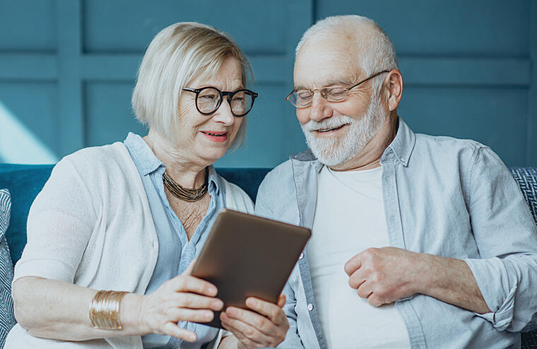 Medicare members using self-service technology